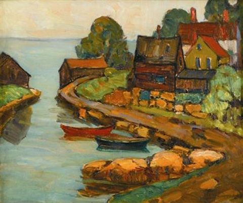 pigeon cove by fern isabel coppedge