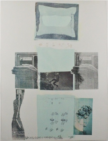 two reasons birds sing by robert rauschenberg