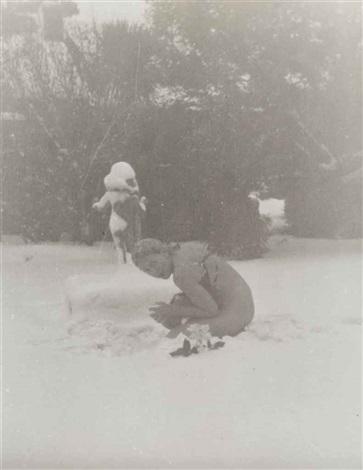 autoportrait en hiver by claude cahun
