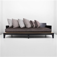 opium sofa/daybed by christian liaigre