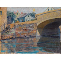 new hope bridge by lillian amy montague