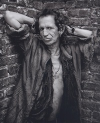 keith richards, new york by mark seliger