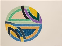 sinjerli variation ii by frank stella