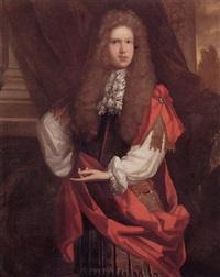 portrait of a gentleman by john van der vaart