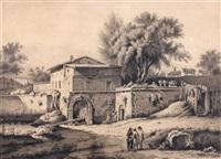 le petit oratoire ou ferme du lyonnais by jean-jacques de boissieu