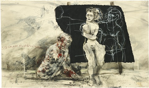 artwork by william kentridge