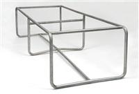 struttura di un grande tavolo da pranzo by marcello piacentini