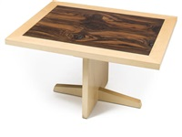 table with minguren i base by mira nakashima-yarnall