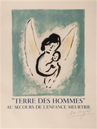 terre de hommes by marc chagall