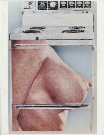 body beautiful, or beauty knows no pain (hot meat) by martha rosler