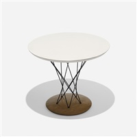 childs table, model 87 by isamu noguchi