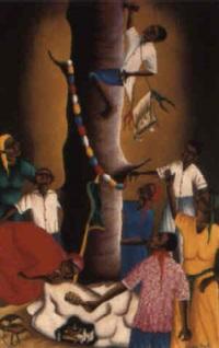 cérémonie sous mapou by castera bazile