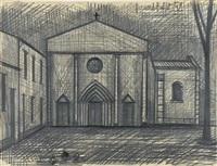 église by bernard buffet