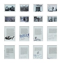 the bronx (17 works) by sophie calle