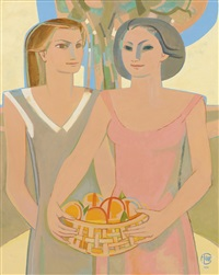 the fruits of friendship by françoise gilot