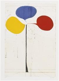 tri-color by richard diebenkorn