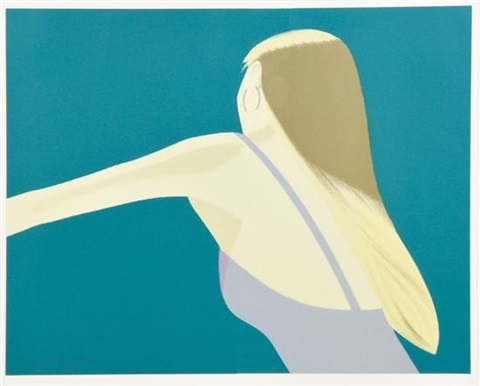 night: william dunas dance i-iv (4 works) by alex katz