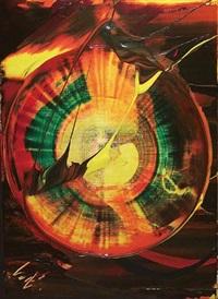 spectrum by kazuo shiraga