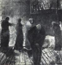 begravningsgästerna by tom krestensen