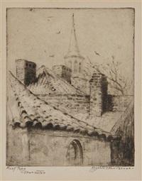 rooftops, charleston by elizabeth o'neill verner