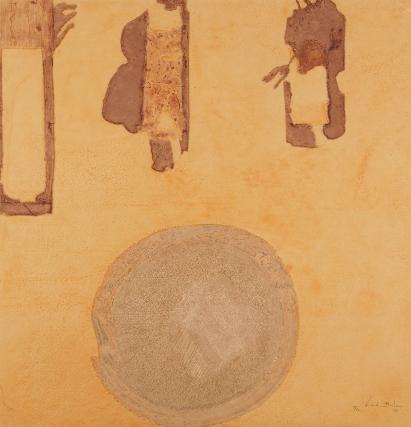 polar co ordinates iii by frank stella