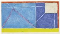 red, yellow, blue by richard diebenkorn