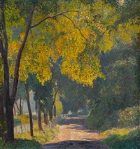 the river road by daniel garber