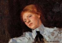 portrait of a lady by william brymner
