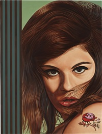 lois wahl by richard phillips