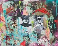 batman et robin by cope2