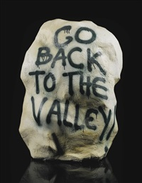 go back to the valley (212) by aaron young