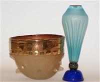 vases (2 works) by brian hirst