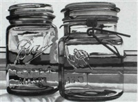 mason jars by sabina kroo