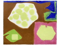 january 15: 83: 1 by patrick heron
