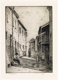 do as you choose alley, charleston by elizabeth o'neill verner