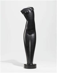torse de femme by alexander archipenko
