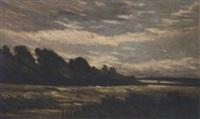 the windy estuary by arthur douglas peppercorn