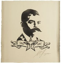 zapata (recto/verso) by obey
