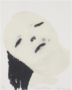 artwork by marlene dumas