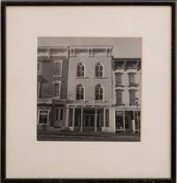 warren street, hudson, ny by lynn davis