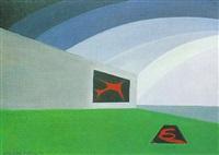 composizione futurista by gino giuseppe soggetti