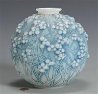 druides vase by rené lalique