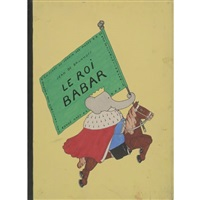 le roi babar by jean de brunhoff