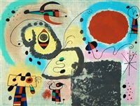 centenary of the imprimerie mourlot by joan miró