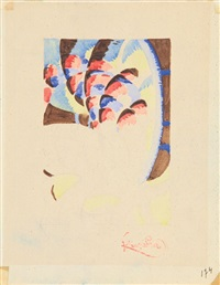 studio per grèmilly by frantisek kupka
