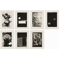 untitled ⅱ (set of 7) by noriyuki haraguchi