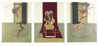 oresteia of aeschylus (3 works) by francis bacon