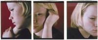 mandy (triptych) by dawoud bey