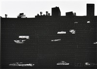 new york i by aaron siskind
