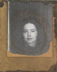 portrait of suzanne by joseph cornell